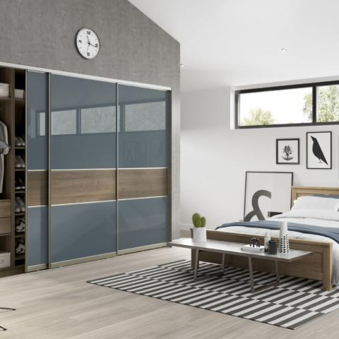 VOLANTE Blue Shadow Grey Gladstone Oak
