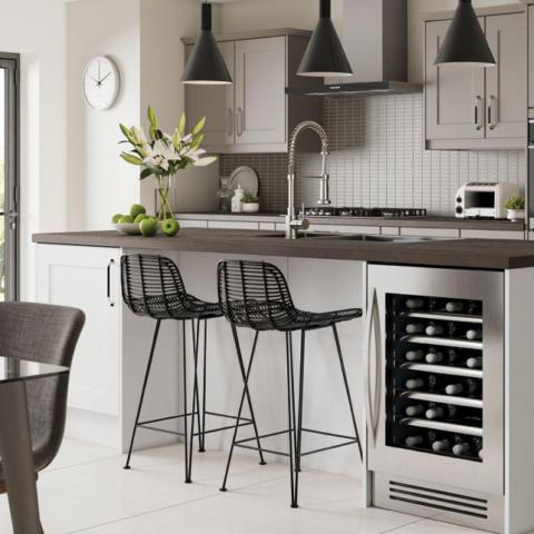 Gaddesby kitchen 1