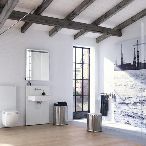 Geberit bath a2 walldrain