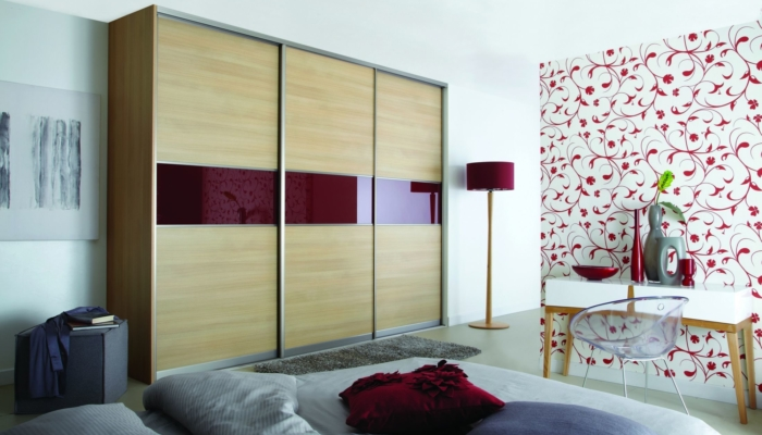 VOLANTE Ferrara Oak Dark Red